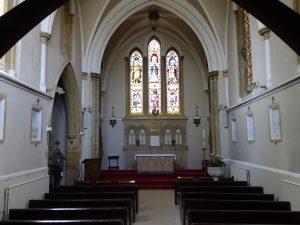 Lyme Church Int 03