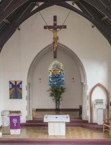 Seaton Church Int 03